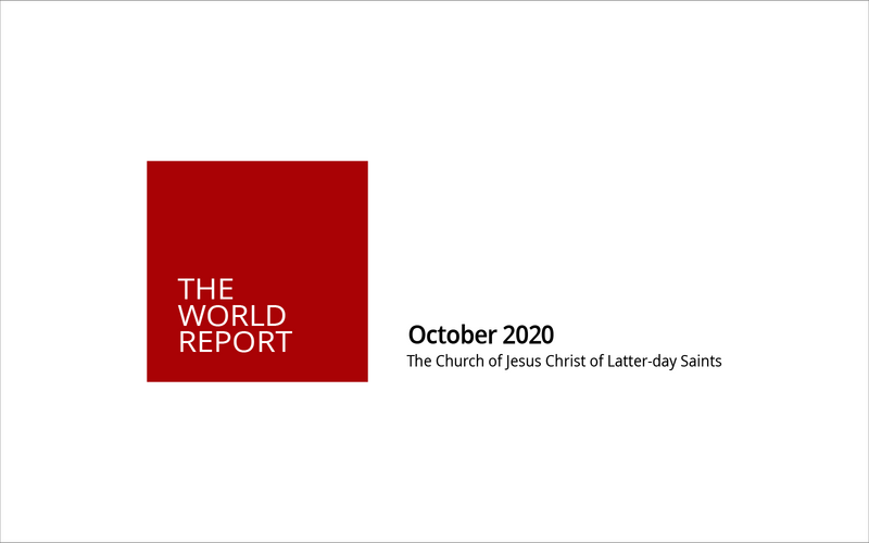The World Report October 2020